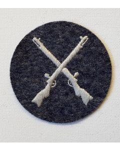 GGERMAN WW2 LUFTWAFFE  FLIGHT & SIGNALS ARMORER'S PERSONAL TRADE PATCH