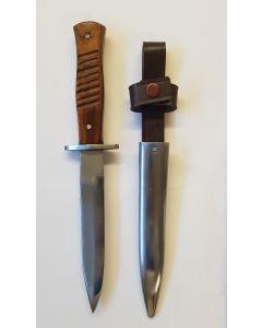 GERMAN WWI TRENCH KNIFE