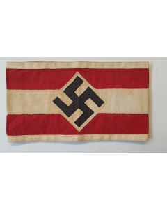 GERMAN WWII HITLER YOUTH LEADER ARMBAND