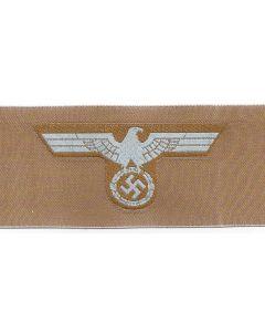 WW11 GERMAN DAK EM HAT EAGLE