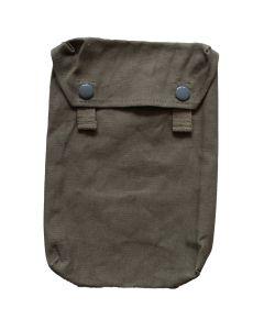 GERMAN WW2 GAS CAPE CLOTH POUCH