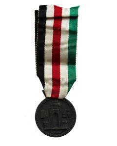 GERMAN WW2 ITALIAN AFRIKA KORPS CAMPAIGN MEDAL