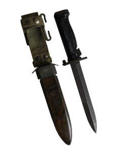 DENMARK 1960'S M/62 FIELD KNIFE