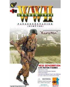 KARSTEN GERMAN DRAGON ACTION FIGURE WW11 PANZER GRENADIER
