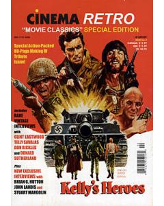 KELLY'S HEROES CINEMA RETRO MOVIE CLASSICS SPECIAL EDITION