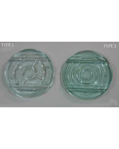M43 ANTI-PERSONNEL GLASS MINE TOP PLATE