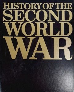 PURNELLS HISTORY OF THE SECOND WORLD WAR MAGAZINE SET OF 96