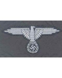GERMAN EM SLEEVE EAGLE GRAY