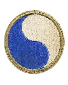 ORIGINAL 29TH INFANTRY DIVISION PATCH