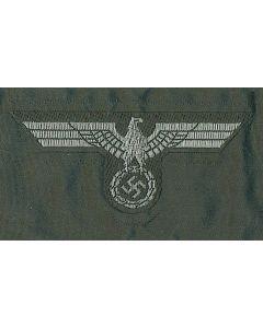 GERMAN PANZER OFFICER CAP EAGLE  BEVO