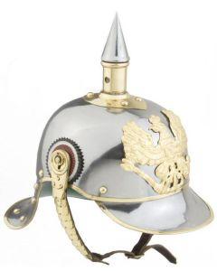 GERMAN SPIKED PICKELHAUBEN FRANCO-PRUSSIAN WAR