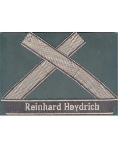 REINHARD HEYDRICH  BEVO TYPE CUFF TITLE