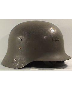 SPANISH MODEL Z HELMET ORIGINAL SIMILAR TO GERMAN M42
