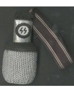 SS ENLISTED MAN SWORD AND DAGGER KNOT