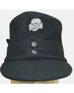 GERMAN SS PANZER M43 CAP ENLISTED MAN