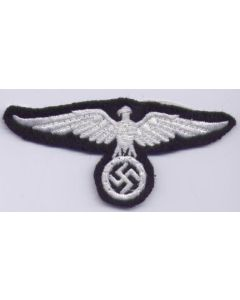 WW2 GERMAN SS SLEEVE EAGLE FIRST PATTERN