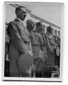 TOTENEHRUNG REICHSPARTEITAG 1938