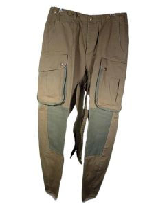 ww2 AMERICAN  M1942 PARATROOPER TROUSERS AIRBORNE