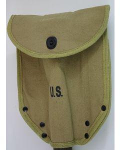 U.S. WW2 M1943 ENTRENCHING TOOL SHOVEL COVER WHARTON Mfg.Co.1943