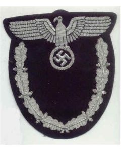 GERMAN MINISTERIALRAT, GROUP 11 GOVERNMENT OFFICIAL SLEEVE BADGE