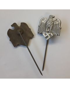 WEHRMACHT EAGLE STICK PIN