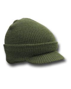 US WW2 GREEN JEEP CAP