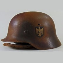 German M1916 WW1 helmet