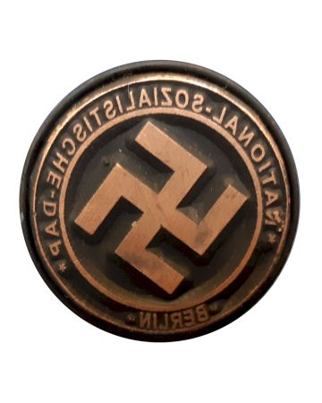GERMAN WWII NATIONAL SOCIALIST INK STAMP