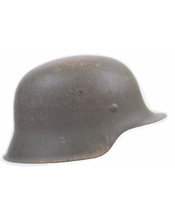 GERMAN M42 NORMANDY CAMO HELMET SHELL