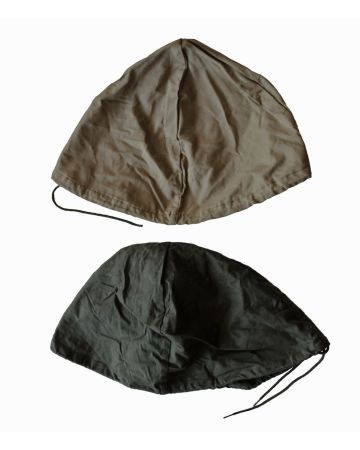 HELMET COVERS FOR US M1 HELMETS & GERMAN WW2 M35 M40 OR 42 HELMETS