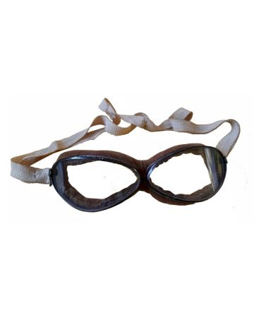 JAPANESE WWII ORIGINAL WINTER ARMY FLYING PILOT GOGGLES