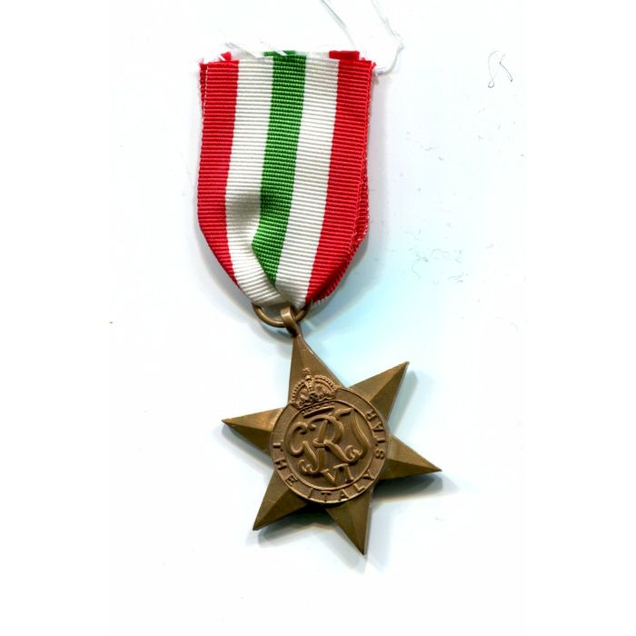 WW2 Italy Star  Ribbon