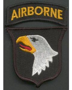 ww11 AMERICAN 101st. AIRBORNE BADGE