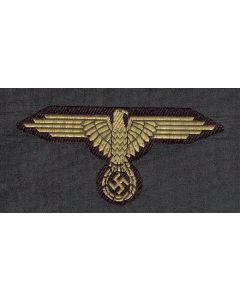 wwii GERMAN SS SLEEVE EAGLE CAMOUFLAGE FALL