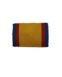 RIBBON BAR LARGE SPANISH CIVIL WAR MEDAL FOR THE CAMPAIGN 1936-1939 WWII