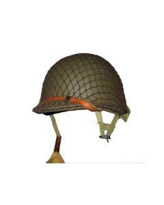 """WW11 AMERICAN HELMET NET 3/4"""" PATTERN"""