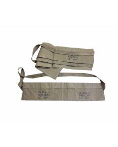 ww11 U.S. M1 GARAND 6 POCKET CLOTH BANDOLEER