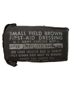 WWII AMERICAN GI CARLISLE BANDAGE M1943