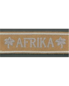 AFRIKA CUFF TITLE