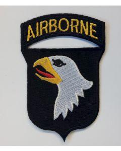 U.S. 101st. AIRBORNE BADGE