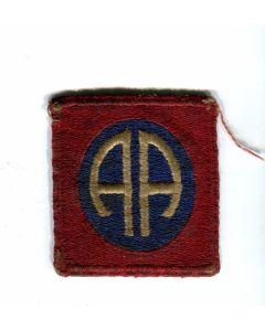 AMERICAN 82nd AIRBORNE BADGE ORIGINAL