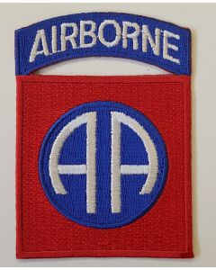 AMERICAN 82nd AIRBORNE BADGE WWII