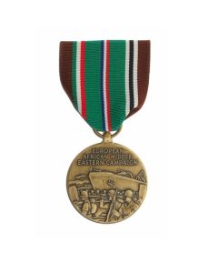 AMERICAN EUROPEAN AFRICAN MIDDLE EAST CAMPAIGN MEDAL