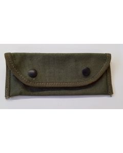 AMERICAN M1 SIGHT POUCH WWII DATED