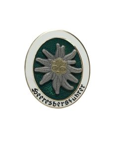 GERMAN WW2 WEHRMACHT 'BERGFUHRER' GEBIRGSJAGER MOUNTAIN TROOPS EDELWEISS GUIDE PROFICIENCY BADGE