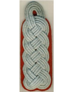 GERMAN OFFICER SHOULDER BOARDS FOR HIGHER RANKS ARTILLERY ARMY