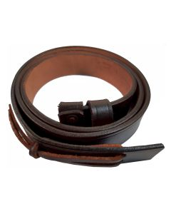 BRITISH WWII LEE ENFIELD SMLE LEATHER RIFLE SLING
