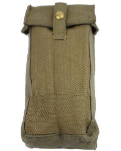 BRITISH M37 PATTERN, WEB BREN GUN AMMO POUCH BAGCRAFT 1944