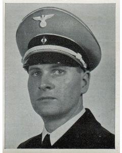 BADDUR VON SCHIRACH, REICHSJUGENDFUHRER FEIT DEM 30. OKTOBER 1931