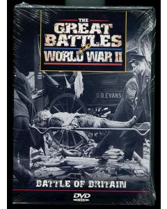 THE GREAT BATTLES OF WORLD WAR II - BATTLE OF BRITAIN